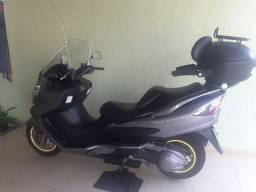 Moto burgman 400, 2012, doc ok