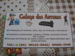 Instalador de Antenas.