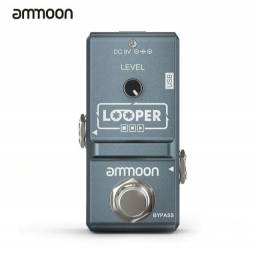 Pedal  Looper Ammoon Loop Station até 10 minutos