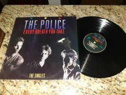 LP the Police - every breathe you take - the singles