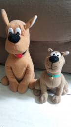 Pelucia Scooby-doo 2 unidades