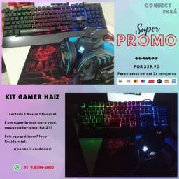 Kit Gamer Haiz Original