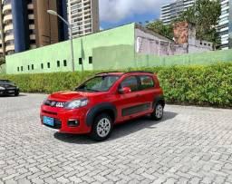 Fiat - Uno Way c/ Todos opcionais - Única dona