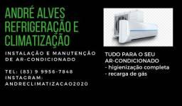 Andre Alves refrigeração e climatização ?