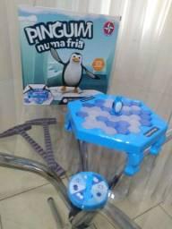 Jogo Pinguim Numa Fria Estrela
