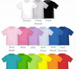 Camiseta e camisa polo