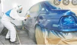 Auxiliar de pintor automotivo