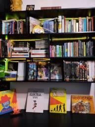 HQs e livros a venda
