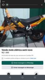 Torro mini moto elétrica