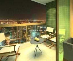Apartamento na Madalena 48 M², 2 Quartos, 1 Suíte , 1 Vaga