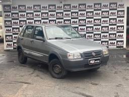 Fiat Uno way 2011 com ar condicionado