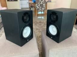 Yamaha HS 5 par caixas de som referência