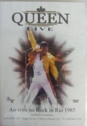 Show épico do Queen no Rio de Janeiro - Dvd