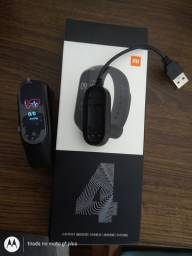 Smartwatch relógio inteligente mi Band 4