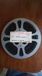 Filme 32mm - Os Três Patetas em Os Fugitivos - Raridade