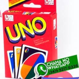 Baralho Jogo Uno * Entrega R$ 10 * Chame no Whats