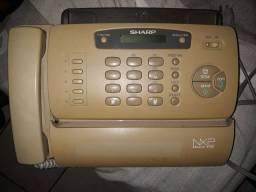 Uma máquina de fax