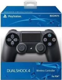 Controle PlayStation 4 original lacrado