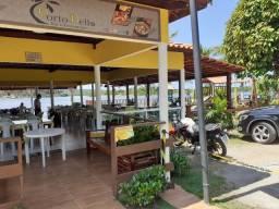 Restaurante beira da Lagoa vendo troco