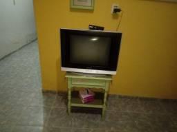 Tv por 250.reais com Convensor