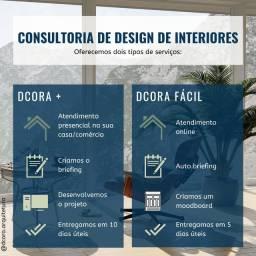Consultoria de Design de Interiores!