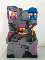 Batcaverna Imaginext Batman e Robin