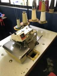 Máquina overlock Juki pan industrial
