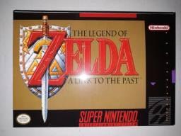 Cartucho Zelda A Link To The Past- Super Nes (Repro)