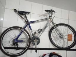 Bicicleta Caloi Snake Alumínio