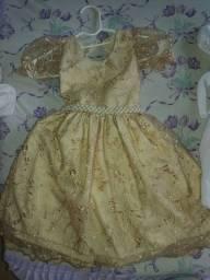 Vestidos Femininos Infantis