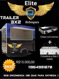 Promoção trailer 3x2