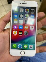 iPhone 7 Rose 32GB sem novo !!