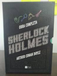 Box Sherlock Holmes - 4 vol. - Capa dura