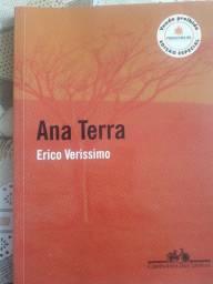 Livro Ana Terra de Érico Verissimo