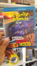 Blu-ray Charlie Brown Jr (seminovo)
