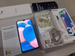 Samsung Galaxy A30s 64gb aceito cartão