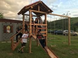 Zion Camp - Chácara para retiros e eventos familiares e empresariais