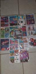 14 DVDs infantis e um GTA de brinde?