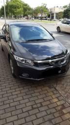 Civic EXS 12/12 apenas 67.000 km