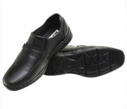 Sapato Social em Couro Legítimo San Lorenzo - Atacado