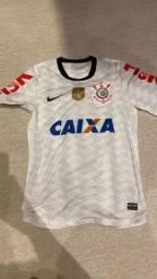 Camiseta Oficial de Jogo Corinthians