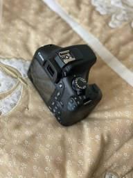 Câmera Canon EOS Rebel T6 18-55 III Kit
