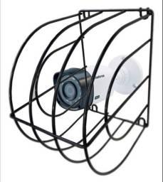 Grade proteção câmera antivandalismo