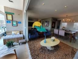 Lindamente projetado | Aldeota | Sala com 3 ambientes | Lazer completo