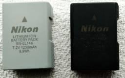 Bateria para Câmera Nikon D5600 cod. EN-EL14a
