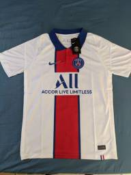 Camisa do PSG 2020/21