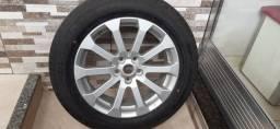Roda completa Toyota hilux aro 18