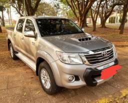 Hilux SRV top 2015 diesel
