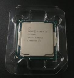 Processador Core i3 7100/ 7ª Geração / Lga 1151 / Kaby Lake
