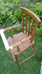 Cadeira de Alimentação Apenas R$ 15,00